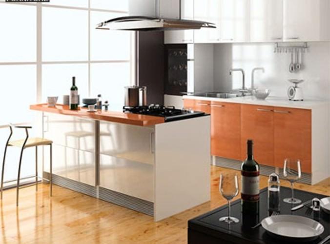 Kitchen set 43D model