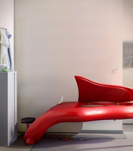 Schimmel Pegasus Piano 3d Models Cgtrader Com