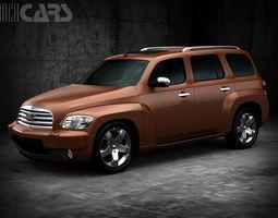 Chevrolet HHR 2009 3D Model