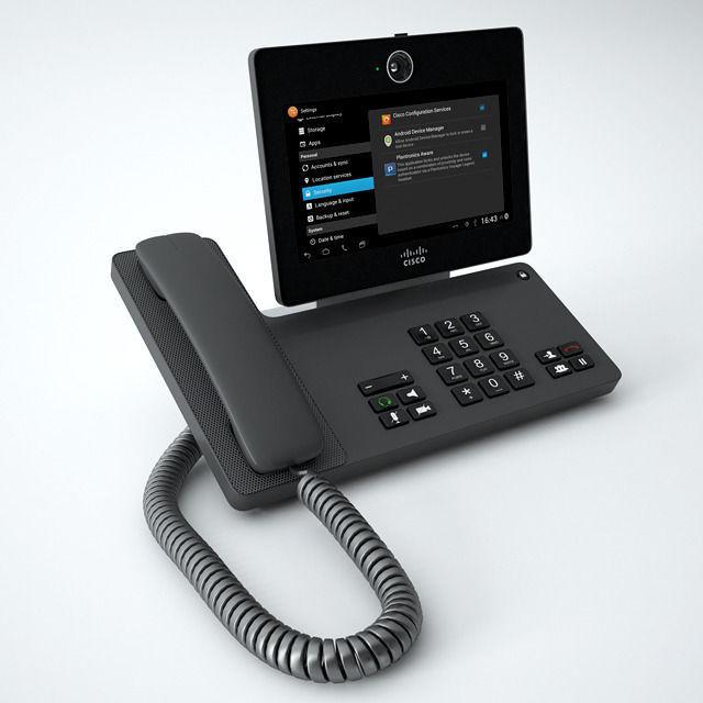 Cisco Phone DX 650
