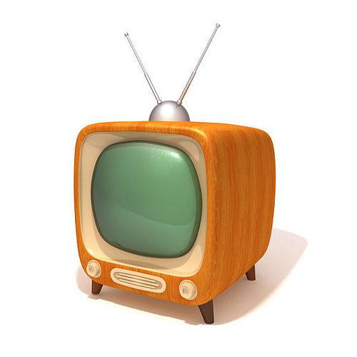 TV retro television