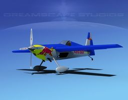 Zivko Edge 540 V02 3D