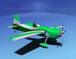Zivko Edge 540 V10 3D