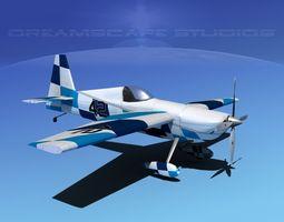 3D model Zivko Edge 540 V12