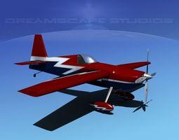 3D Zivko Edge 540 V14