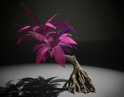 Alein Fern 2 3D Model