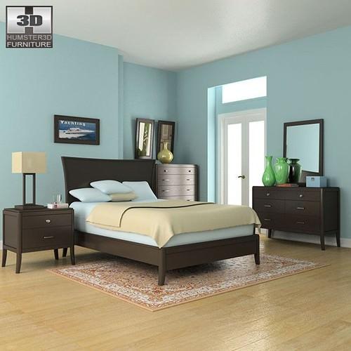 Bedroom Set 33D model