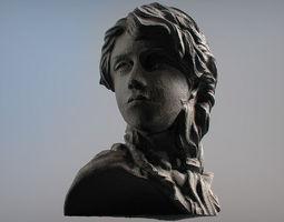 3D printable model Adriana Bust