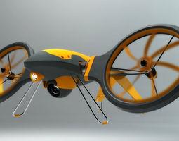 rescue drone  3d print model