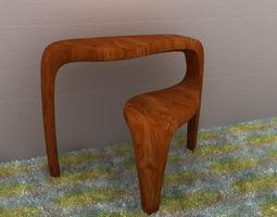 child desktop  3D Model