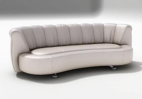 ... 3d Sofa Ds 164 By Hugo De Ruiter 3d Model Max Obj 3ds Dxf Mtl ... Photo