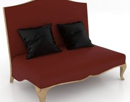 Christopher Guy Belmondo 60-0003 3D Model