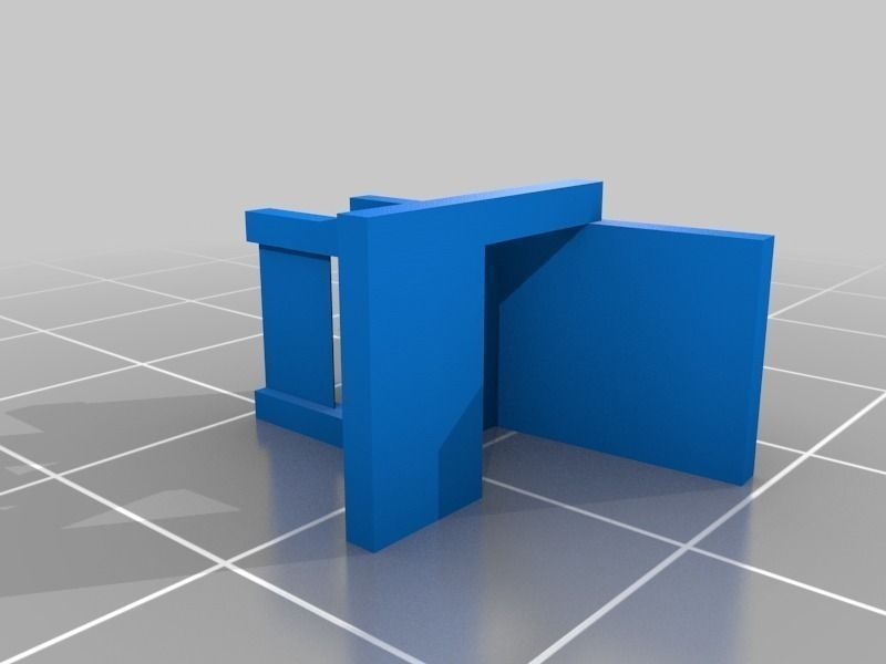 School desk free 3d model 3d printable stl 3d printer models free