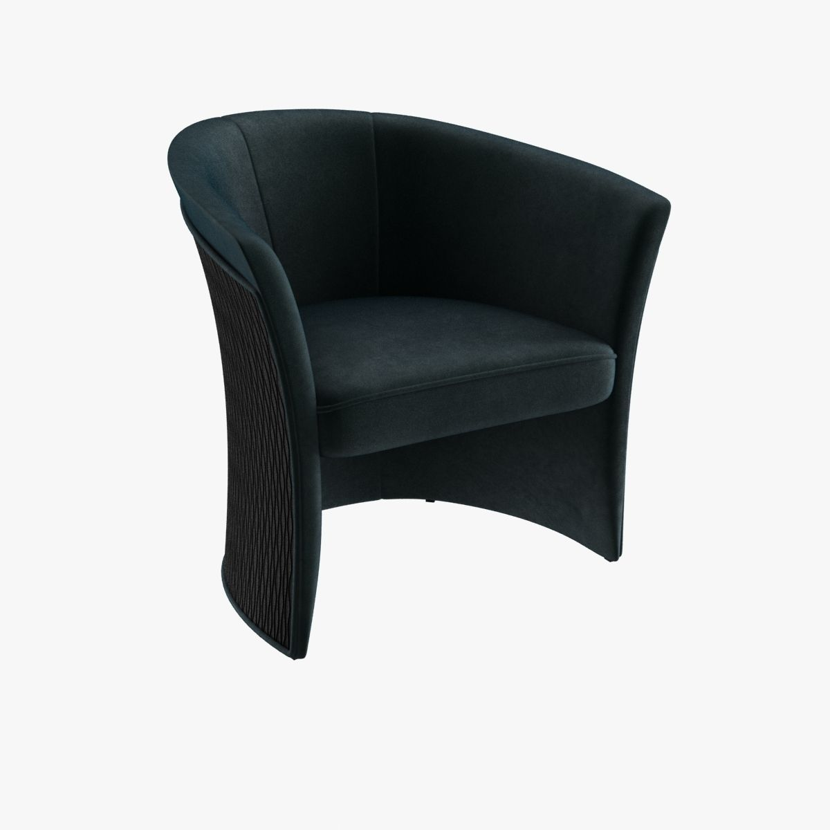 Chair Enigma By Koket 3d Model Max Obj 3ds Fbx