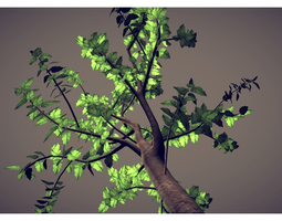 small tree 3D Model