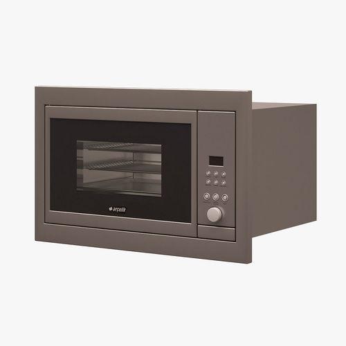 3D Model Built In Toaster Oven 001 ARCELIK VR AR Low