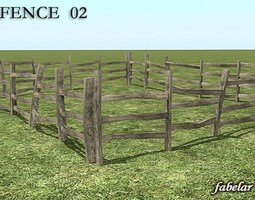 Fence 8 in 1 3D