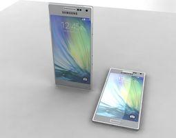 Galaxy A7 3D