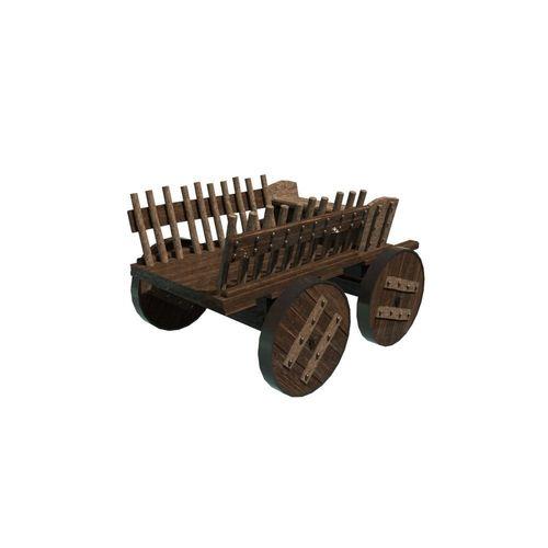 Wagon 43D model