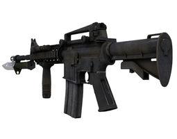 m-4 carbine  3d