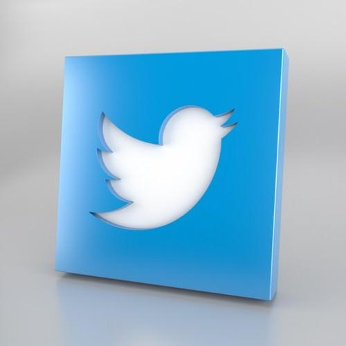 J Logo 3d Twitter Logo 3d...
