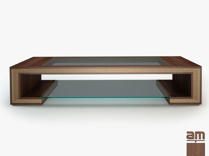 Coffee Table C3D model