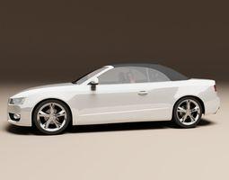 AudiA5 2010 3D Model