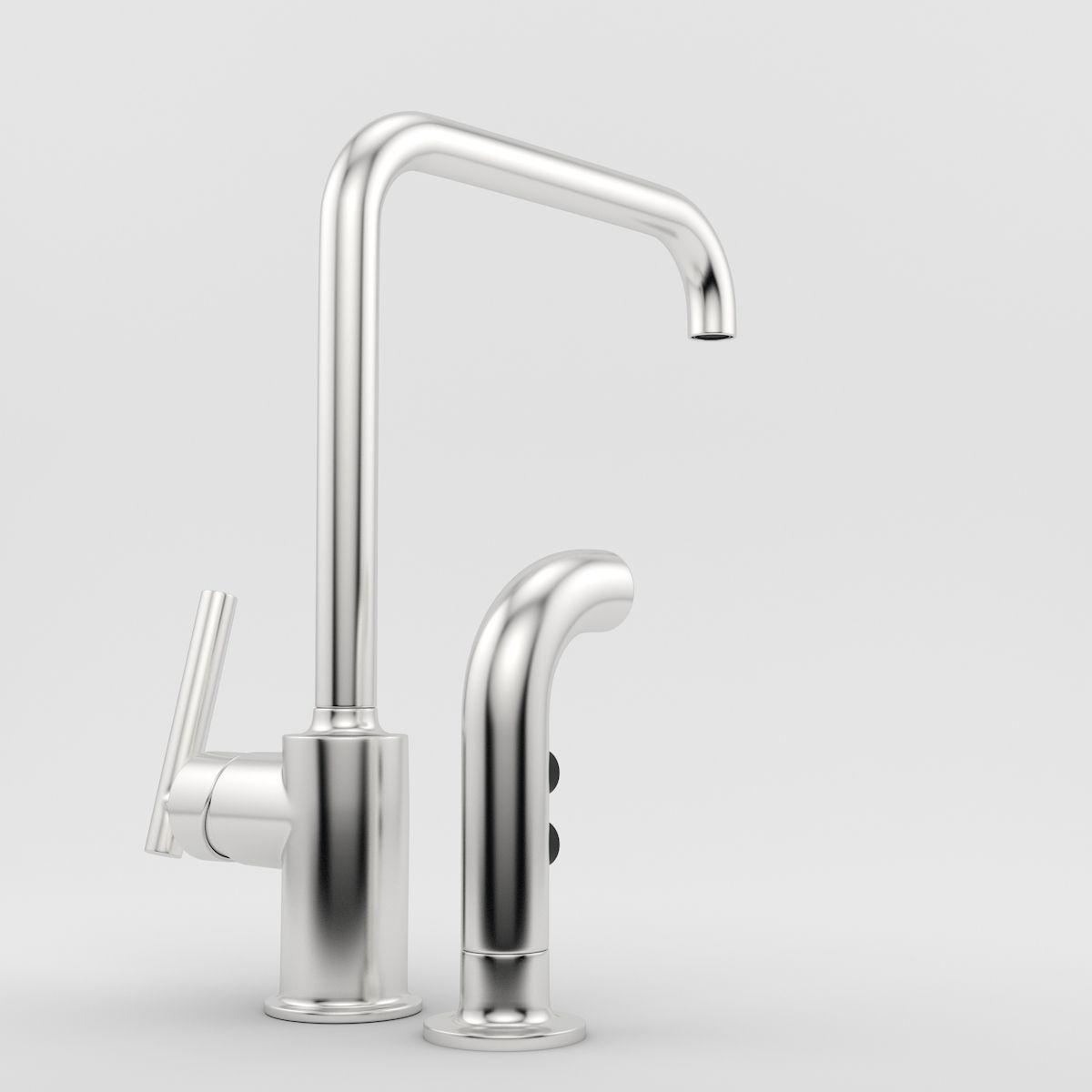 Kohler Purist Sink : 197 0 description comments 0 kohler purist 3d model kohler pourist ...