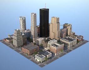 3D model City KC2