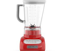 kitchenaid blender 3d model