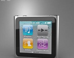 Apple iPod nano 3D model
