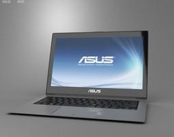 3D asset Asus Zenbook Prime UX31A