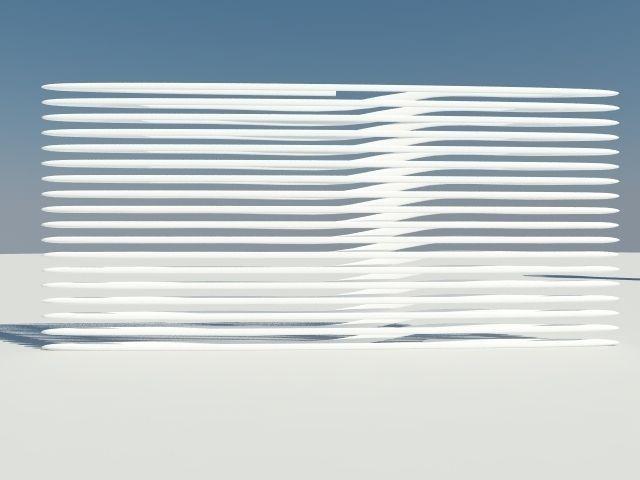 Stl Wall Panel Wall Panel Stl Cnc 3d Model 3d Stl Model