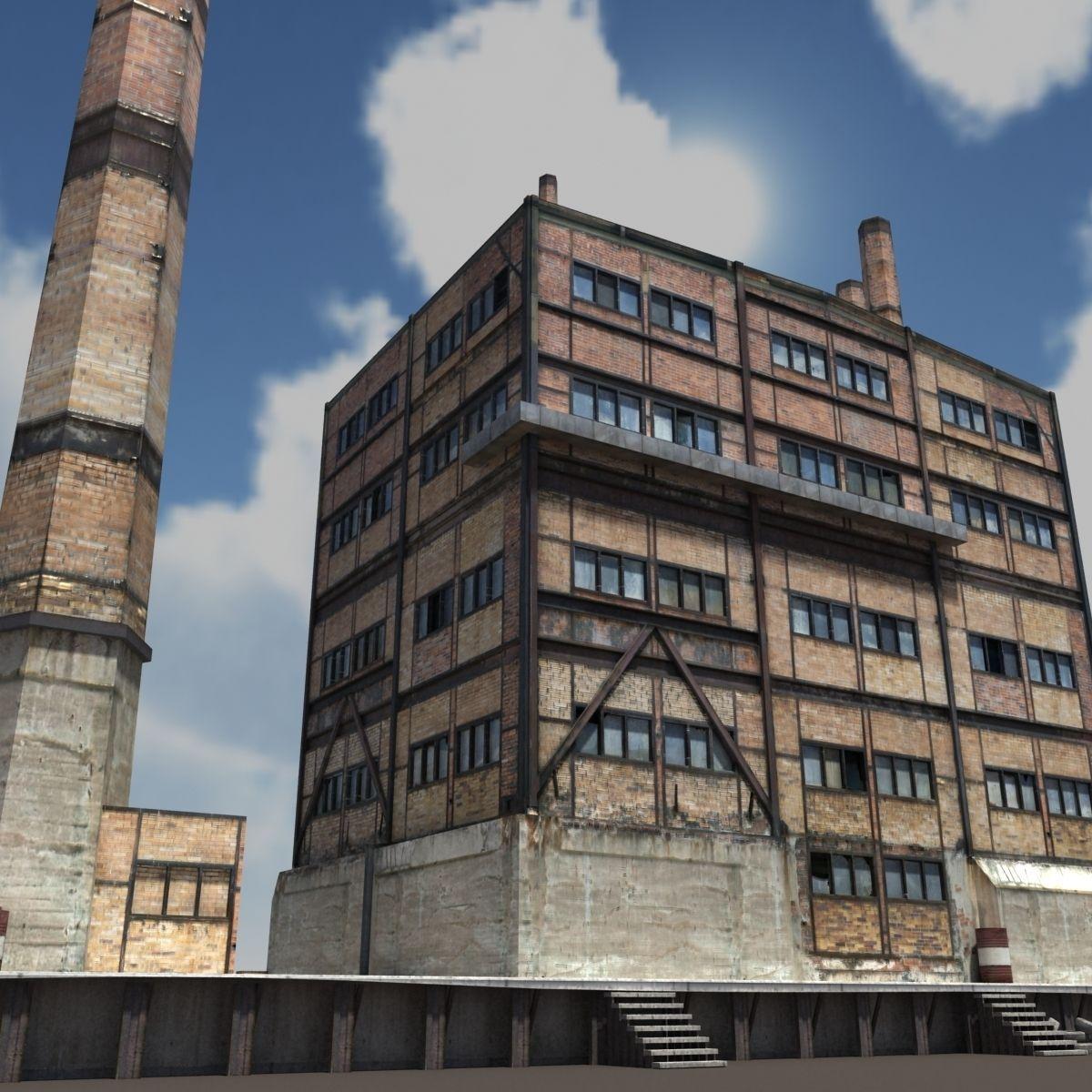 ImageSpace - Factory Building Images   gmispace com