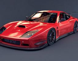 Ferrari 3D Model