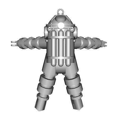 tritonia002xd 3d model obj mtl 3ds 1