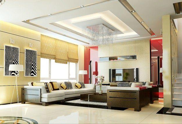 3d model living room dining and kitchen 3d model max obj mtl tga