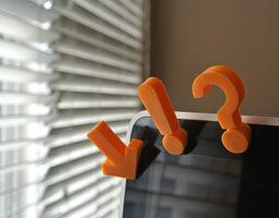 Mark magnets 3D printable model