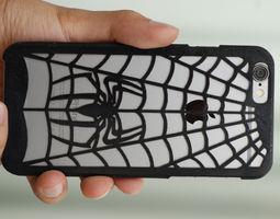 spidersuit iphone 6 case 3d print model