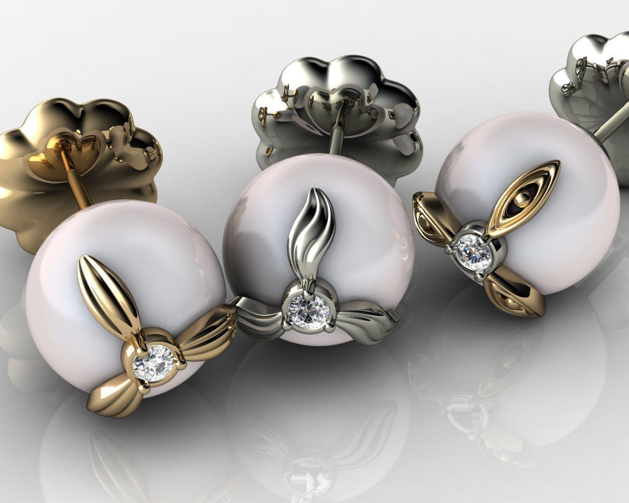 diamond earrings model - photo #40