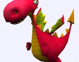Toonpets dragons 3D Model