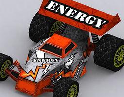 Road rush Xtreme cars megapack 3D Model