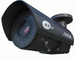 indoor CCTV camera 3D Model