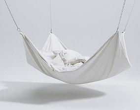 Hammock bed 3D