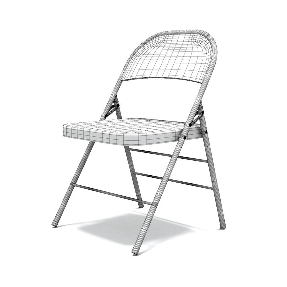 Outdoor chair 3d model max obj c4d lwo lw lws ma mb lxo for Outdoor furniture 3d model