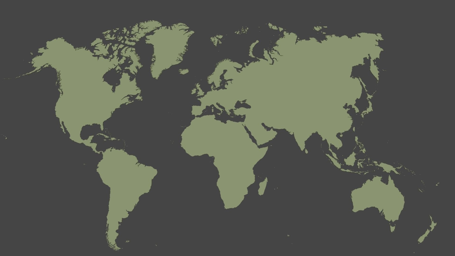 Vr ar ready 3d world map planisphere cgtrader 3d world map planisphere 3d model low poly obj 3ds fbx c4d ma mb mtl gumiabroncs Choice Image
