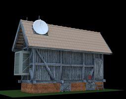 Top Secret - USAF Drone Control Station 3D