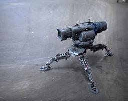3D Camera bot