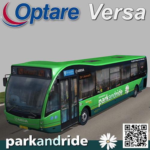 Optare Versa Park and Ride
