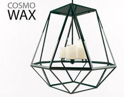 Cosmo WAX 3D model